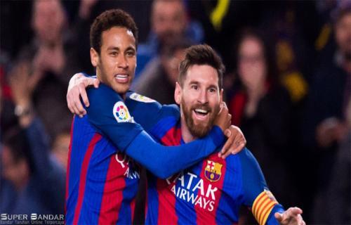 SPANYOL | Lionel Messi Minta kembalinya Neymar ke Barcelona