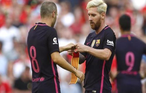Barcelona akan membahas kontrak baru bersama Lionel Messi