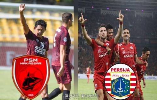 Jadwal Leg Kedua Final Piala Indonesia : PSM Vs Persija