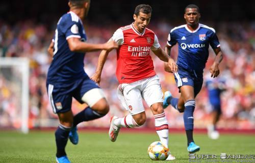 Arsenal Gagal Raih Trofi Emirates Cup 2019 Karena Takluk dari Lyon