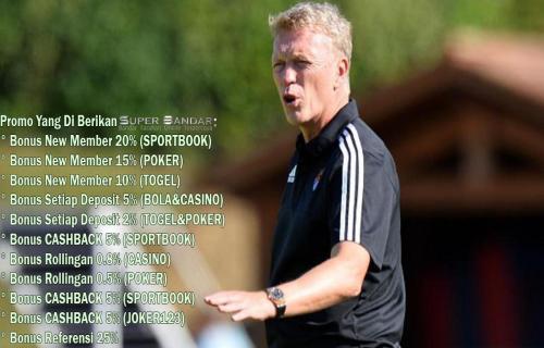 David Moyes|Solskjaer Mengakui Menjadi Manajer Manchester United Sungguh Berat