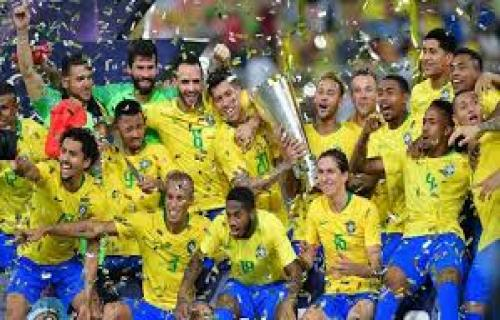 Brazil juara Copa America