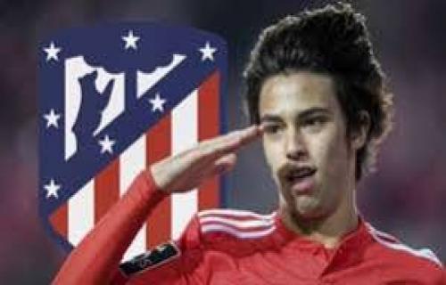 Joao Felix tidak mau disamakan dengan Ronaldo