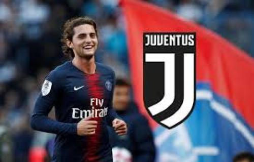 Juventus umumkan rekrutan Adrien Rabiot