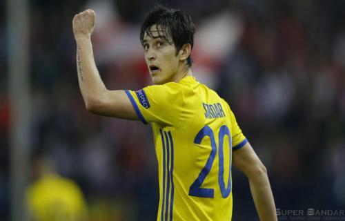 Liverpool Melirik Striker Zenit Saint Petersburg