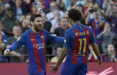 Neymar ingin balik ke Barcelona