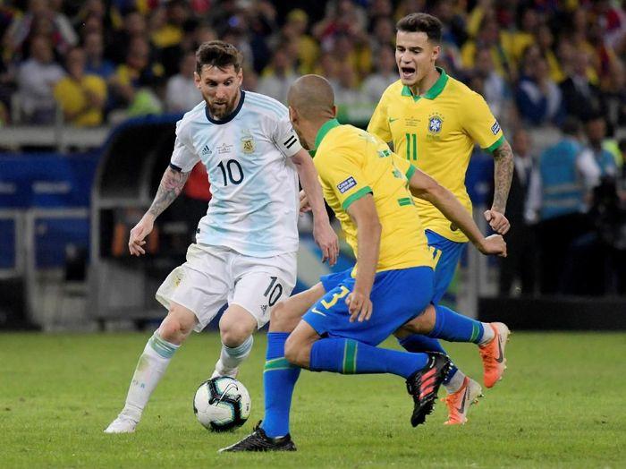 Pemain Terbaik Argentina di Copa America