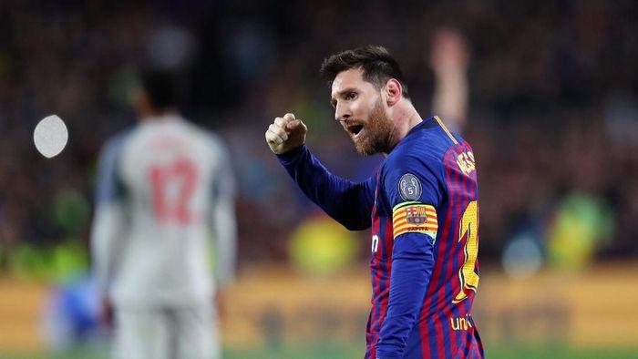 7 Trio Penyerang Barcelona Bersama Lionel Messi, Mana yang Terbaik