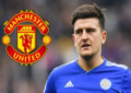 Harry Maguire di tebus 80 juta Pounds dari Manchester United