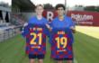 De Jong memilih Nomor punggung 21 di Barcelona