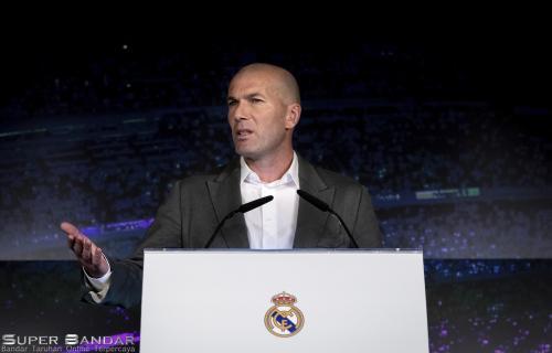 Pemain Real Madrid Yang Tidak Masuk Rencana Zinedine Zidane