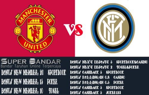 Jadwal Siaran Langsung ICC 2019 : Manchester United Vs Inter Milan