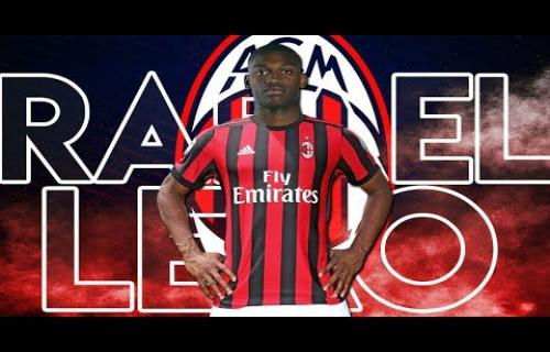 Ac Milan berhasil memboyong Rafael Leao