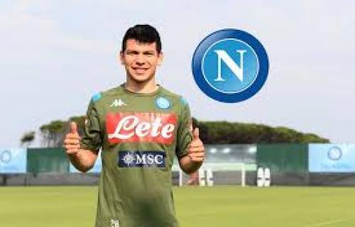 Hirving Lozano Resmi Gabung Napoli