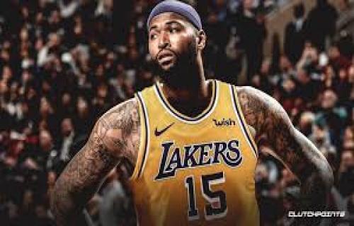 DeMarcus Cousins pindah ke Lakers dengan nomor punggung 15