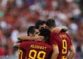 Hasil Laga Pertandingan AS Roma vs Sassuolo 4 - 2