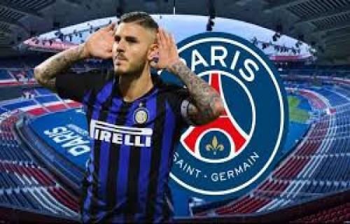 Inter Milan Resmi Pinjamkan Mauro Icardi ke PSG