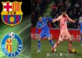 Barcelona Berhasil Mengalahkan Getafe Dan Menyamai Real Madrid Masuk Ke Klasemen