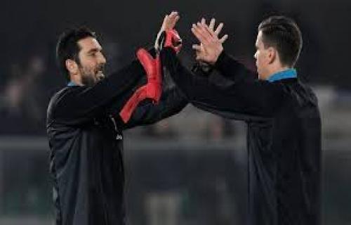 Szczesny Jadi Pilihan Utama Ketimbang Buffon