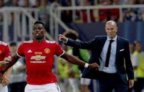 Zidane minta belikan Paul Pogba pada 2020