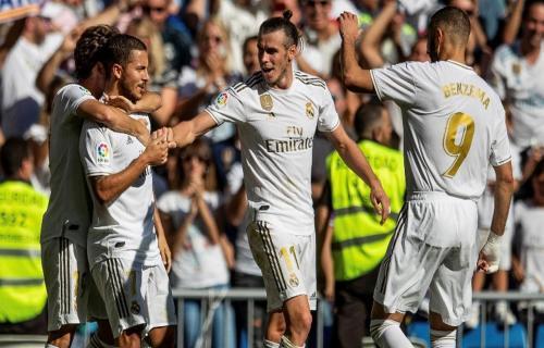 Cerita 6 Gol Membuat Real Madrid Berhasil Mengalakan Granada